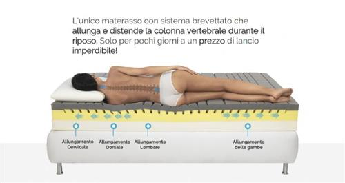 Promozione materasso MAGNISTRETCH di MAGNIFLEX a Ancona - SiHappy