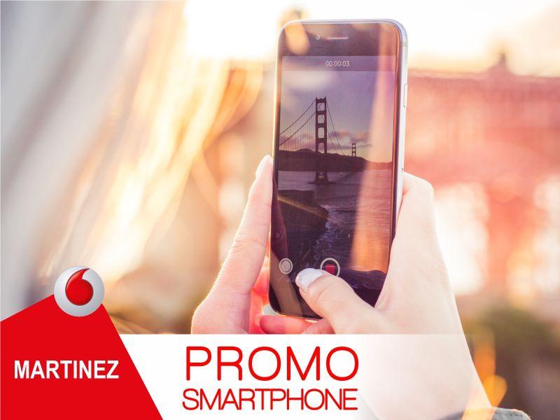 Offerta Smartphone - Promozione telefoni Cash - Vodafone Store martinez Trapani