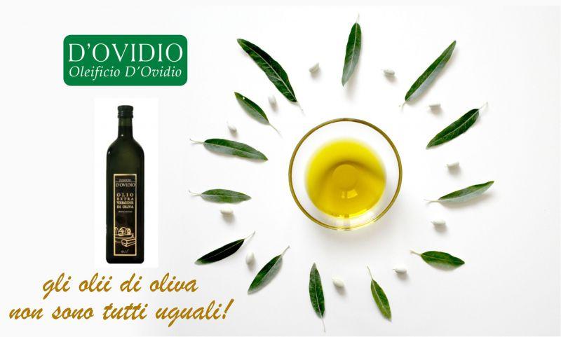 Promozione olio extravergine di oliva - occasione vendita on line olio extravergine - D'Ovidio