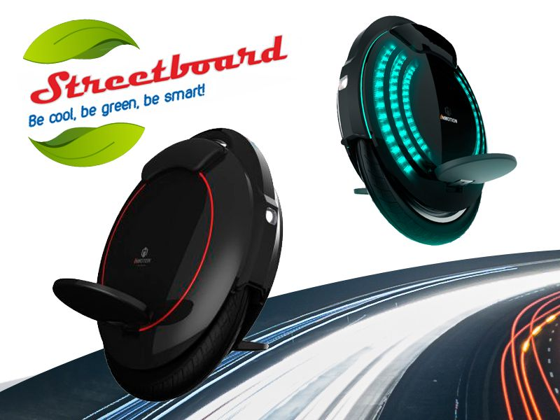 offerta monoruota elettico streetboard- promozione vendita online monoruota inmotion