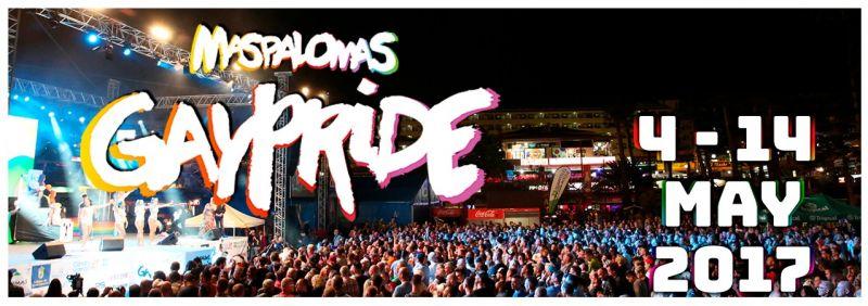 Übernachtung Angebot Gay Pride 2017 Maspalomas Gran Canaria -  Gelegenheit Resort Gay Pride