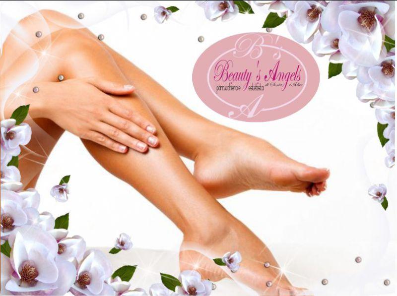 Offerta depilazione definitiva - promozione taglio colore - Beauty's Angels Villamar