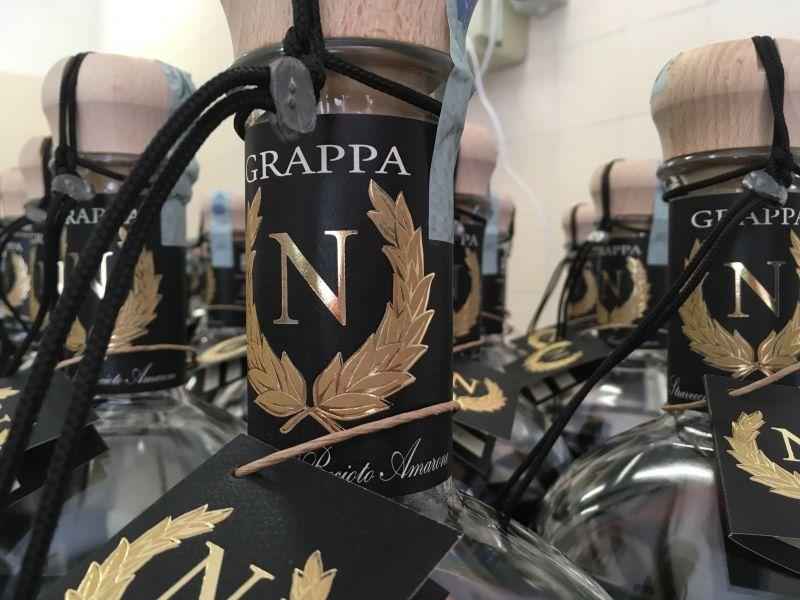 Offerta Grappa Amarone Verona - Promozione liquori distilleria artigianale Cavaion