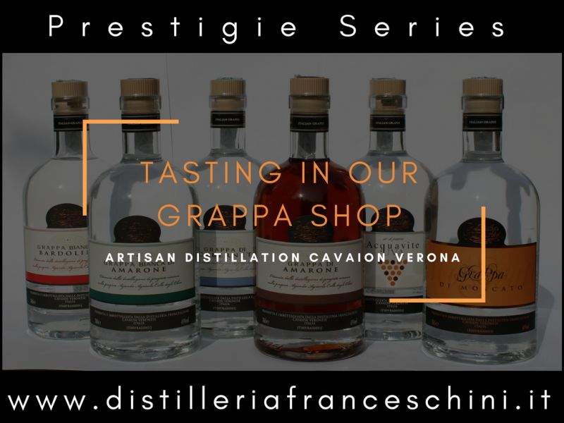 Offerta distillati artigianali - Promozione Distilleria Verona - Occasione grappe liquori