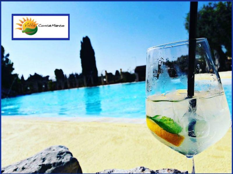 Villa Conca Marco Angebot Urlaub im Puglia Salento in der Nähe  von Lecce Lang Hotel im Puglia