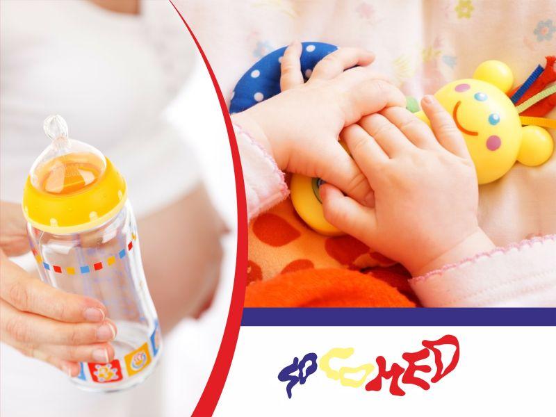 Offerta prodotti sanitari - promozione puericultura - Socomed Trapani