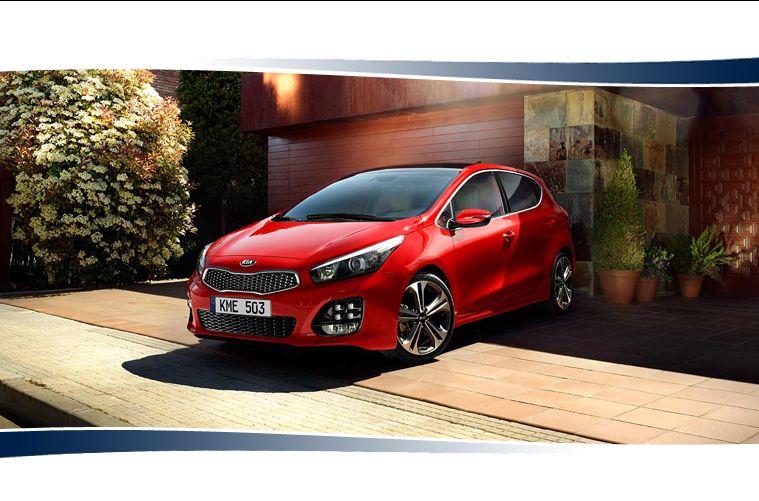Offerta vendita auto Kia cee'd