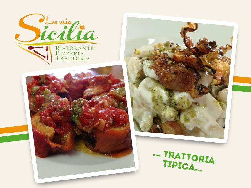 offerta trattoria tipica palazzolo - promozione cucina tipica palazzolo - la mia sicilia