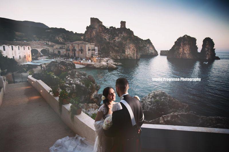 offerta fotografo matrimonio - promozione prenotazione servizio fotografico - studio progresso