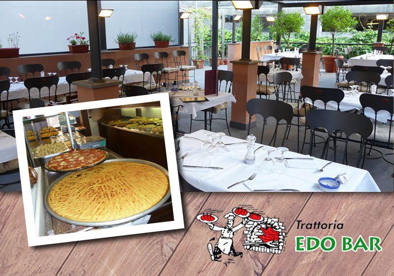 offerta cucina tradizionale genovese sori - promozione pizzeria forno a legna sori - edo bar