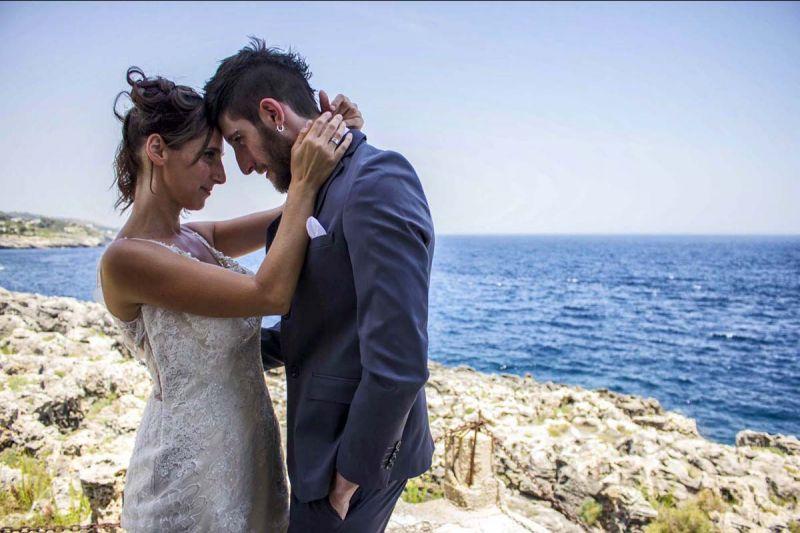 Offerta riprese aree drone matrimonio a Lecce - Mef Fotografia