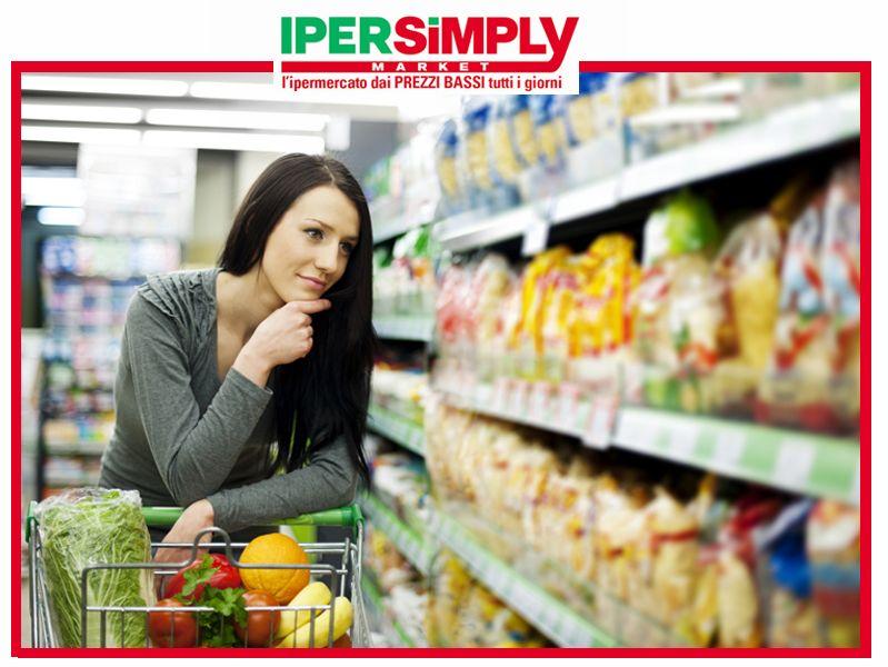 Offerta Prodotti Supermercato Galatone - Promozione Ipermercato prodotti a Galatone IperSimply