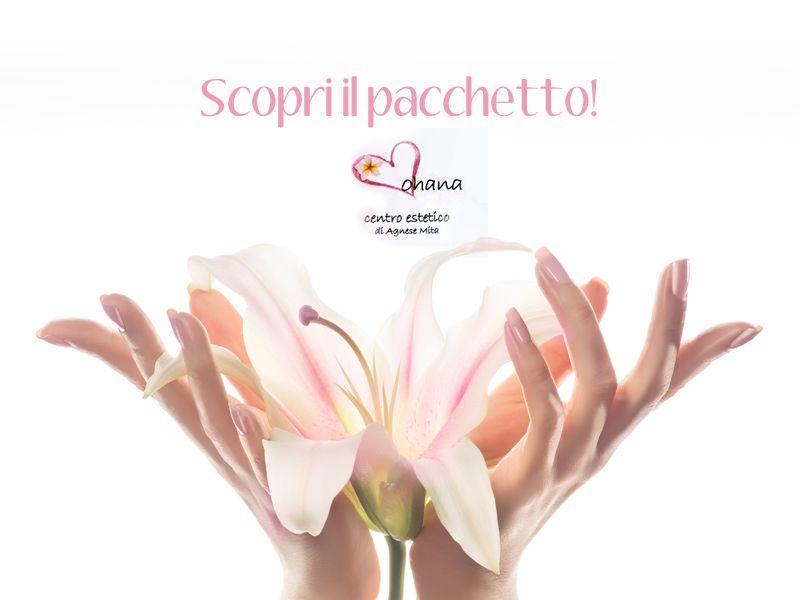 Offerta Pacchetto Benessere Gennaio 2018 San Pietro Vernotico - Ohana Centro Estetico