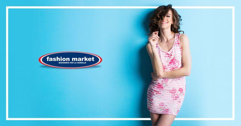offerta abiti da donna vestiti romantici Fashion Market - occasione abbigliamento donna trendy