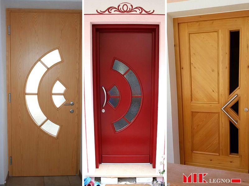 Offerta distribuzione porte in legno artigianali per la casa - Miklegno