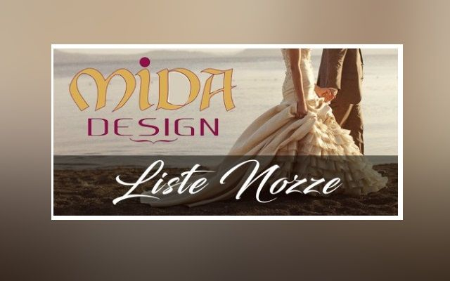 Offerta sposi lista nozze bari-promozione matrimonio Puglia - Mida design arredamento su misura