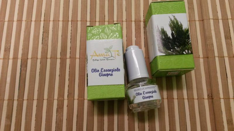offerta  Olio essenziale Ginepro puro 100%  occasione Olio essenziale Ginepro puro 100%