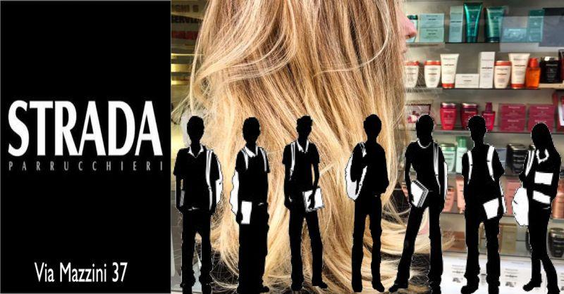 Offerta taglio capelli studenti Trieste - promozione studenti sconto taglio capelli Trieste