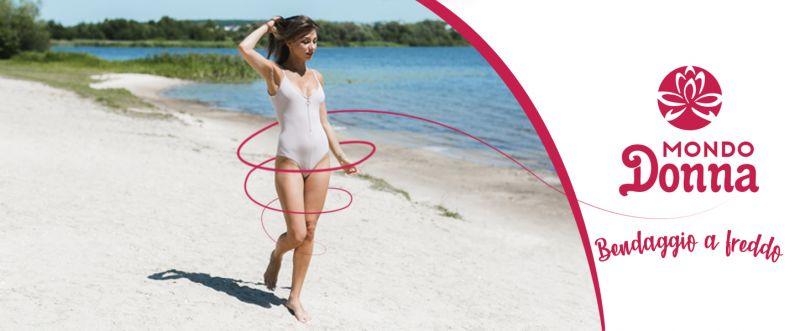 Offerta trattamento bendaggi a freddo professionale a Taranto - Mondo Donna
