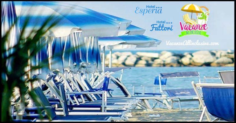 Entspannenden All Inclusive Urlab bieten Urlaub Meer Cesenatico Adriaküste in der Romagna