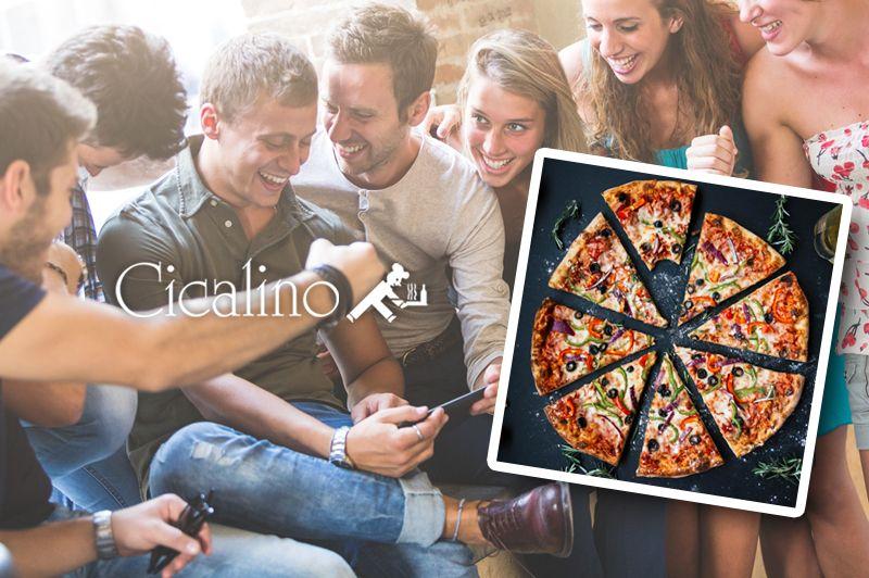 offerta cena di classe pizzeria in centro - speciale giropizza cena di classe in centro