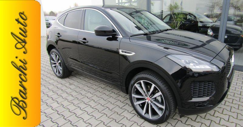Barchi Auto offerta vendita  Jaguar EPace versione S - occasione vendita auto usate Faenza