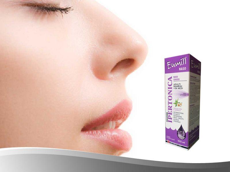 Promozione Spray Naso - Offerta soluzione ipertonica - Farmacia Dr.Domenico Pomes