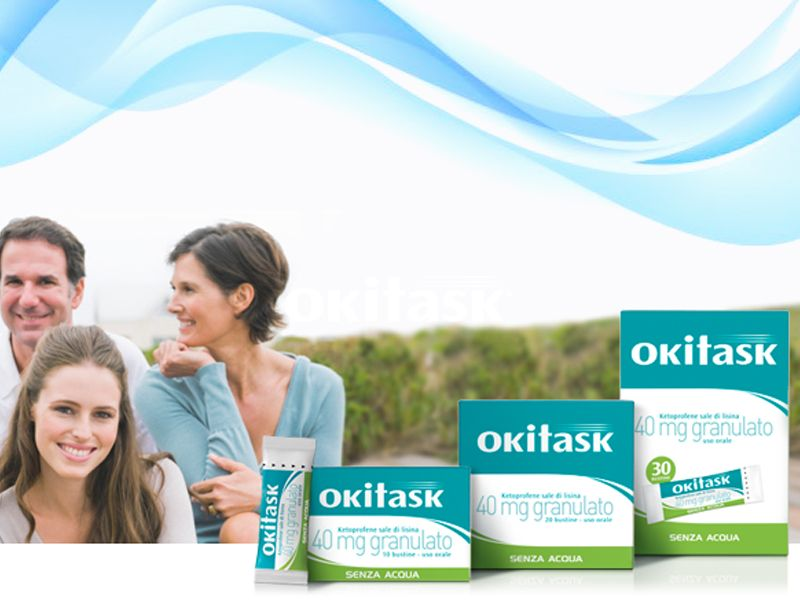 Si!Happy - Offerta Oky task - Promozione Oki task 40 mg - Farmacia Dott Domenico Pomes