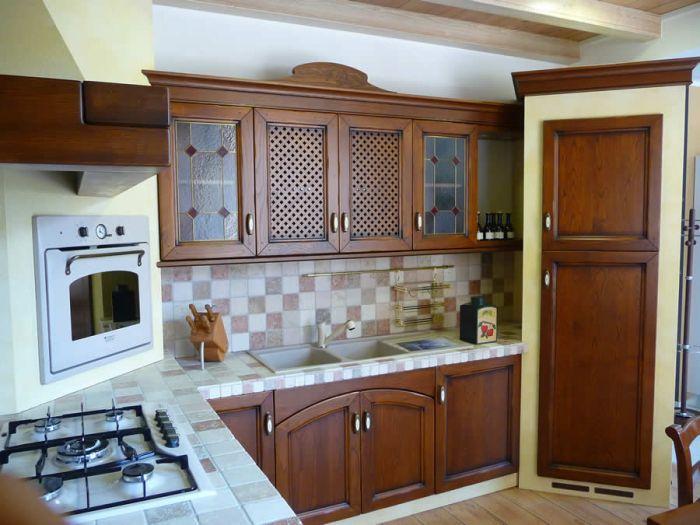 cucina classica in muratura ARREX a Savona - SiHappy