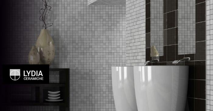 Offerta mobili da bagno su misura artigianali Acilia ...