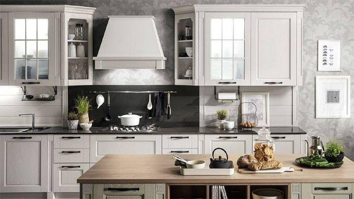 Cucine componibili moderne, contemporanee, classiche e ...
