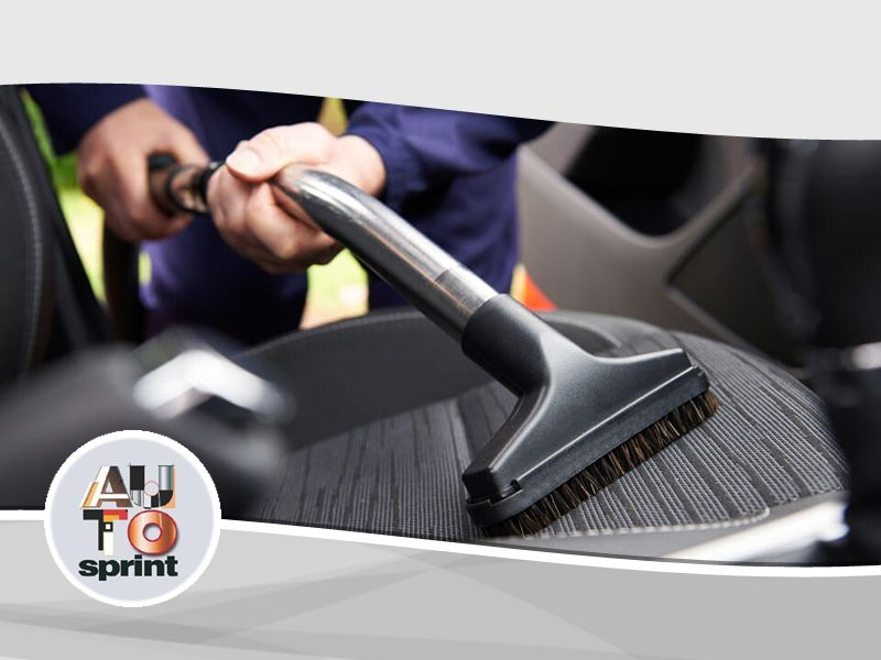 Promozione igienizzazione interna auto - Offerta pulizia auto interna - Carrozzeria Autosprint