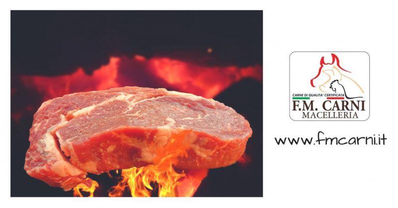 FM CARNI offerta bistecca carni genuine - promozione macellaio supermercato benevento