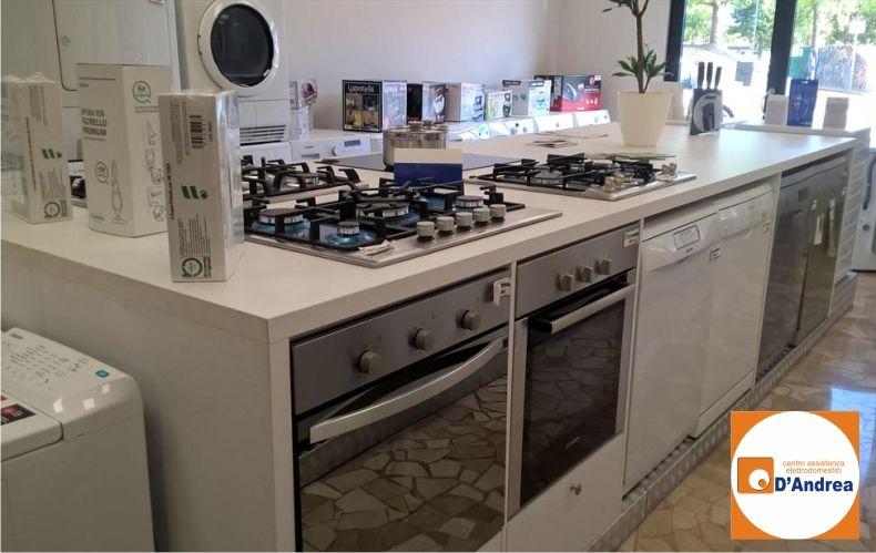 ELETTRODOMESTICI D'ANDREA -  Offerta vendita elettrodomestici - riparazione elettrodomestici