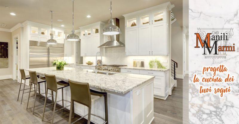 offerta top cucina marmo granito quarzo - top cucina ...