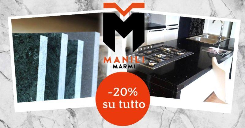 offerta lavorazioni artigianali marmo Terni - occasione realizzazione piani cucina marmo Terni