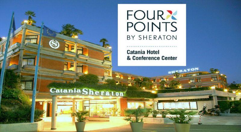Four Point By Sheraton offerta hotel - occasione albergo e ristorante Catania