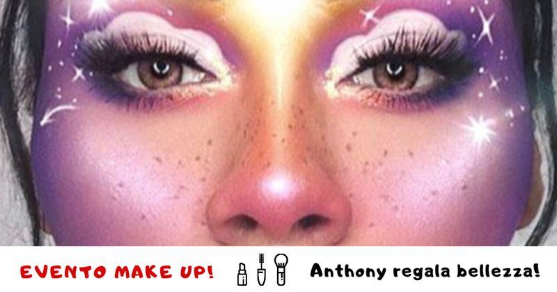 HAIRSTUDIO ANTONY - offerta eventi make up benevento