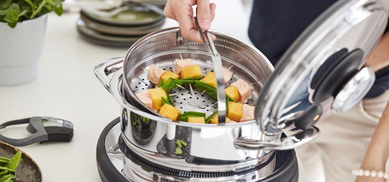 offerta pentole in acciaio inossidabile - occasione cucinare senza grassi cucinare sano padova