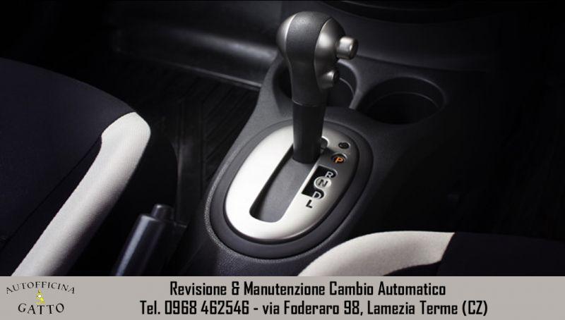 Offerta revisione cambio automatico catanzaro - occasione riparazione cambio automatico lamezia