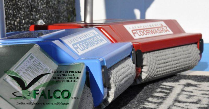 Falco snc offerta vendita Floorwash M30 usata a thiene - occasione lavatappeti Floorwash M30