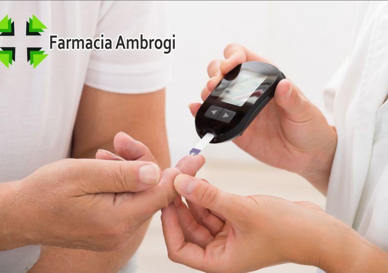 offerta esame emoglobina glicata in farmacia - occasione test autoanalisi per il diabete