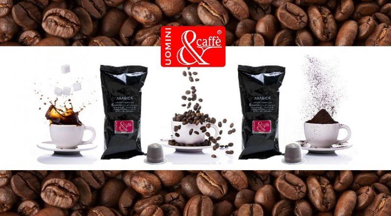 UOMINIECAFFESHOP OCCASIONE vendita online CAPSULE CAFFE' ARABICA COMPATIBILI NESPRESSO