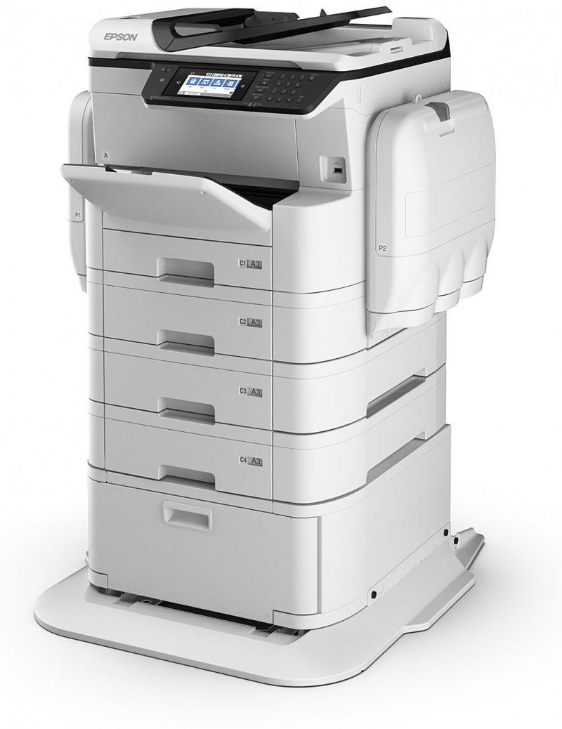 Offerta vendita noleggio stampanti multifunzioni inkjet professionali eco-sostenibili