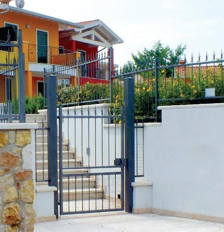 Offerta realizzazione di recinzioni modulari - Promozione parapetti modulati Verona Brescia
