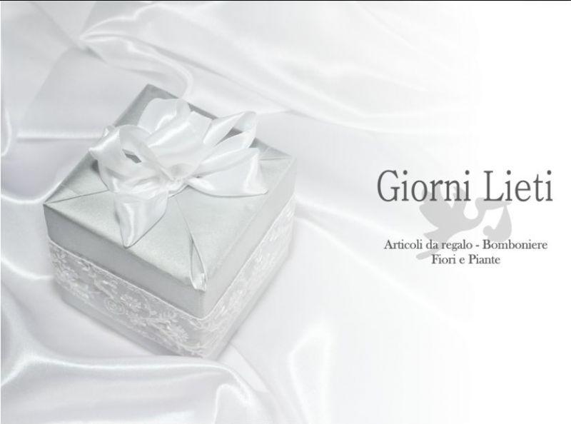 occasione idee regalo - offerta lista nozze - Giorni Lieti