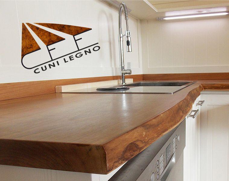 CUNI LEGNO offerta piano cucina in legno - promozione top ...