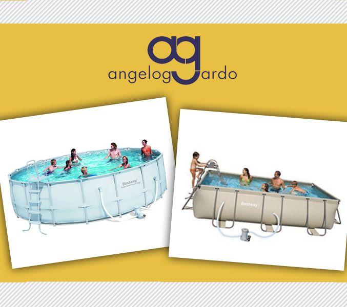 offerta piscina fuori terra bestway - vendita pulitori automatici piscina