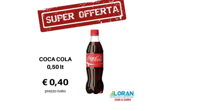Loran  Cash & Carry offerta coca-cola - occasione bevande analcoliche Siracusa