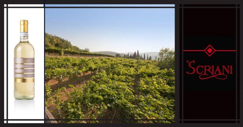 AZIENDA AGRICOLA I SCRIANI - Occasione vendita online vino SOAVE DOC Monte Forte d'Alpone